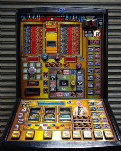 Deal or No Deal -  Gold - £70 Jackpot Fruit Machine - Note Acceptor